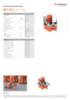 09 T 12 E, Spec Sheet, A4 Metric