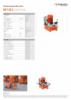 09 T 25 E, Spec Sheet, A4 Metric