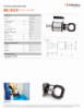 HNC 3250 U, Spec Sheet, Letter US Standard