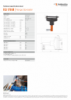FLS 170 M, Spec Sheet, A4 Metric