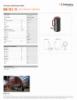HAC 50 S 15, Spec Sheet, Letter US Standard