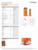 HLC 100 H 5, Spec Sheet, Letter US Standard