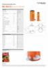 HLC 150 H 15, Spec Sheet, A4 Metric