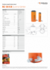 HLC 150 H 30, Spec Sheet, A4 Metric