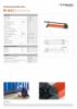 PA 18 H 2, Spec Sheet, A4 Metric