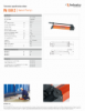 PA 18 H 2, Spec Sheet, Letter US Standard