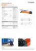 PA 38 H 2, Spec Sheet, A4 Metric