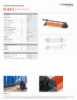 PA 38 H 2, Spec Sheet, Letter US Standard