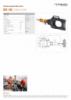 HCC 150, Spec Sheet, A4 Metric