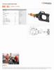 HCC 150, Spec Sheet, Letter US Standard