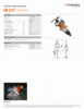 ISU 20 ST, Spec Sheet, Letter US Standard