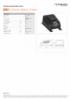 BCH3, Spec Sheet, A4 Metric