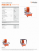 IPU-M 06 W 6 SD, Spec Sheet, Letter US Standard