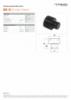 HGC 10, Spec Sheet, A4 Metric