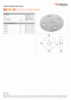 HGC 15 / 25, Spec Sheet, A4 Metric