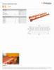 ST-S, Spec Sheet, Letter US Standard