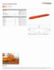 SB-S, Spec Sheet, Letter US Standard