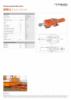 SPPU-S, Spec Sheet, A4 Metric