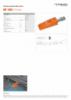 HW 1000, Spec Sheet, A4 Metric