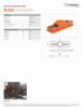 TB 2530, Spec Sheet, Letter US Standard