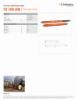 TST 1390-2090, Spec Sheet, Letter US Standard