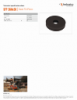 SFP 260x50, Spec Sheet, Letter US Standard