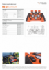 HDC 12, Spec Sheet, A4 Metric