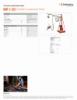HMP 3-125, Spec Sheet, Letter US Standard