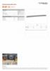 SB-LW 1.8, Spec Sheet, A4 Metric