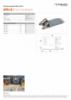 SPPB-LW, Spec Sheet, A4 Metric
