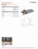 SPPB-LW, Spec Sheet, Letter US Standard