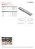 SHB-LW 1.2, Spec Sheet, A4 Metric