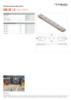 SHB-LW 1.8, Spec Sheet, A4 Metric
