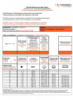 CT 5111 Product Performance Data Sheet