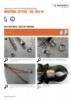 Industrial Cutters, Maintenace Instruction, ICU, BCU, 40