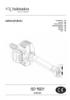 User manual GDR200(ST)EVO3