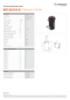 HATC 80/28 H 45, Spec Sheet, A4 Metric