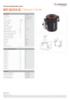 HATC 80/28 H 20, Spec Sheet, A4 Metric