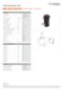 HATC 80/28 H45 ELV, Spec Sheet, A4 Metric